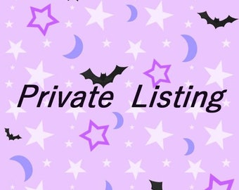 Private Listing for Lucifer