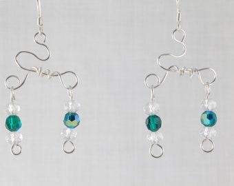 Great, unique dangle earrings