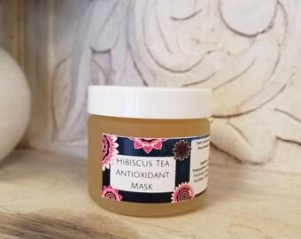 Hibiscus Tea Resurfacing Enzyme Mask