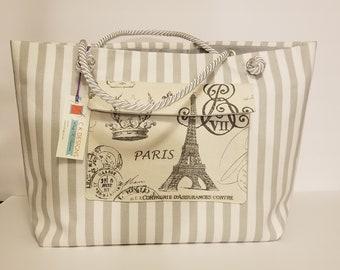 Fabric purse, shoulder bag, tote bag
