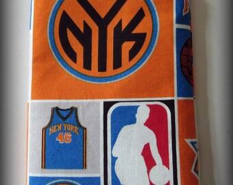 Eyeglass case - Sunglasses case - glasses case - New York Knicks - Knicks - NY Knicks - Knicks Eyeglass case - Knicks Sunglasses case - NBA