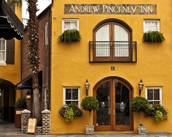 "Charleston SC Photography ""Andrew Pinckney Inn"" South Carolina Photos"