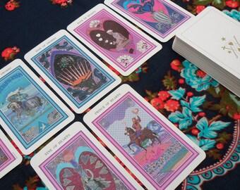 Tarot Reading 13-20 Card Spread