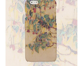 iPhone 5 case iPhone 8 flower case Iphone 6 case Iphone 7 plus case Egon Schiele Iphone 6s case IPhone case Samsung Galaxy S7 S5 S6 case