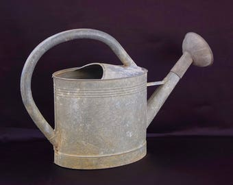 French Vintage Watering Can