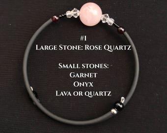 Single Wishing Stone Bracelet
