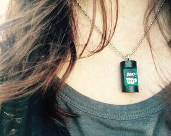 Fault in Our Stars - Bookish Necklace