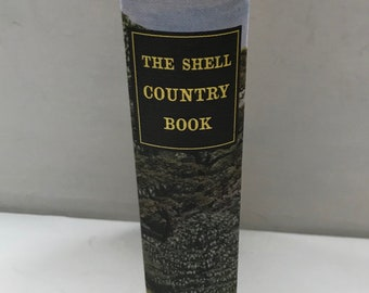 The Shell Country Book 1965 Phoenix House Ltd