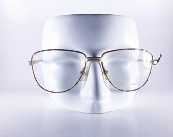 Premiere by Maper O Vintage Eyeglasses Mod Linda 54 Col 43 Unisex Metal NOS Deadstock - PreF452Y-1