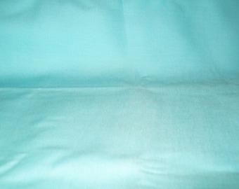 """Cotton Twill Robin Egg Blue 1 Yd x 45"""""""
