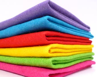 CIRCUS BRIGHTS Colours Felt Pack