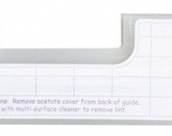 Ideal Seam Guide, Sew Very Smooth, Ideal Seam Guide 15""