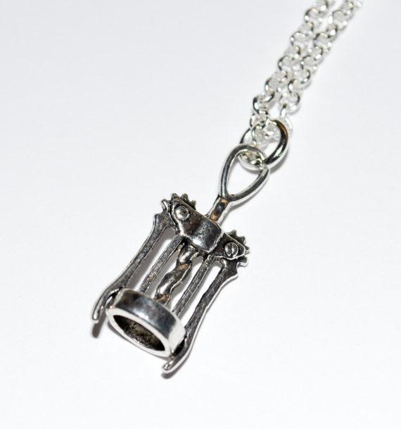 Corkscrew Necklace
