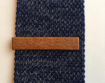 Cambara Tie Clip - wooden tie clip - wood clip - tie clip - wedding accessories - gifts for him - grooms fashion
