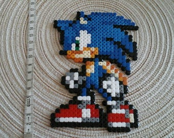 Sonic the Hedgehog Sega pixel art