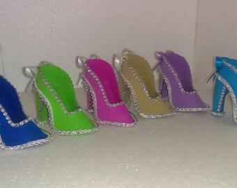 "1Pc- 3.5"" High heel shoe"