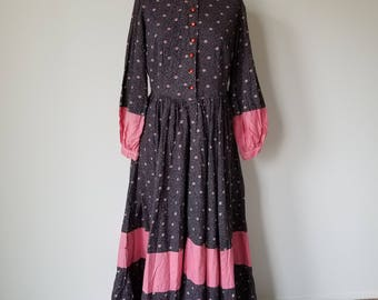 1950's Does Civil War Era Costume Dress