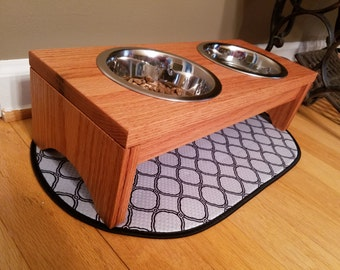 Elevated Pet bowl