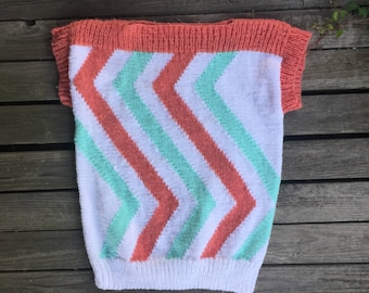 Medium handmade vest