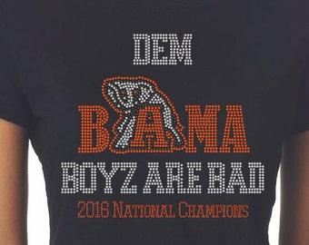 BAMA Boyz T-Shirt - TRANSFER ONLY