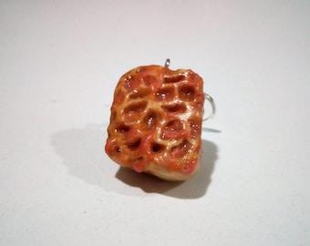 Honey Comb Progress Keeper or  Stitch Marker