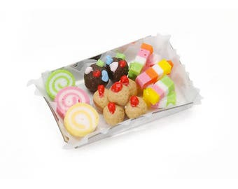 Miniature Candy Tray