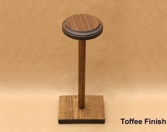 Hat Display Stand / Wooden Hat Stand / Collapsible Hat Display / HT001