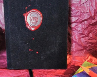 Velvet Death | Pocket Notebook