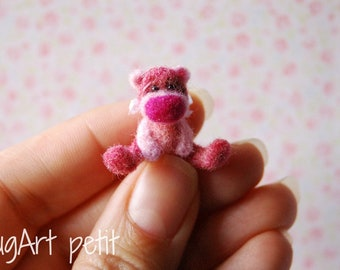 Colorful sweet bear