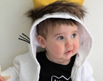 Toddler max outfit- where the wild things are- wild one- where the wild things are party supplies