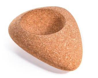 Pebbles Collection Cork Bowl #05 8455