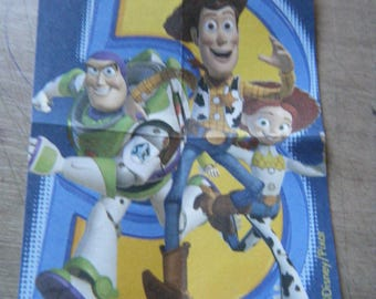 Mini puzzle 24 pieces pattern buzz Lightyear, jessy and woody from disney