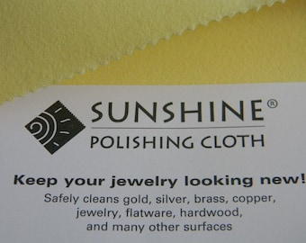jewelry polish cloth