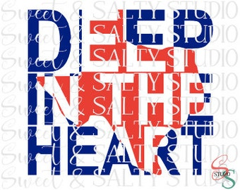 deep in the heart of texas digital file