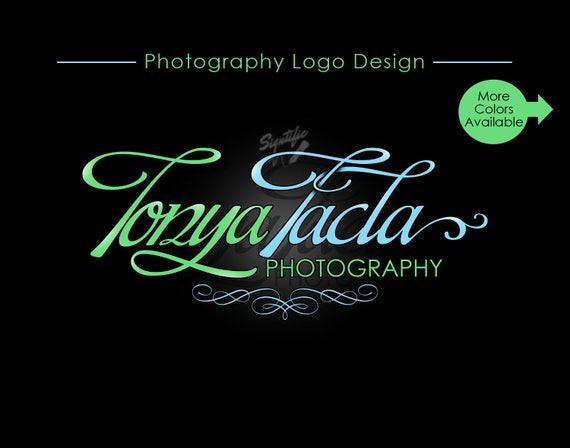 Photography Logo, Logo Design, Custom Logo, Logo, Logos, Photographer Logo, Logo Custom, Business Logo, Studio Logo, Photo Watermark Logo