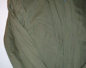US Army NBC coat size small, Cherokee 1977