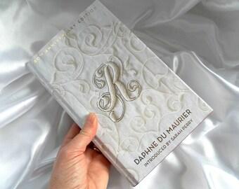 Book Clutch Purse - Rebecca by Daphne du Maurier - Wedding Clutch - UK Book Purse - Literary Lover Gift