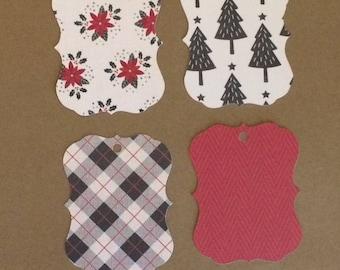 """20 - 3""""  Christmas Gift Tags  T9"""