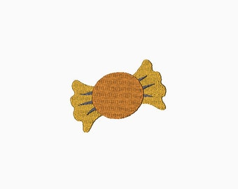 Candy embroidery design INSTANT DOWNLOAD