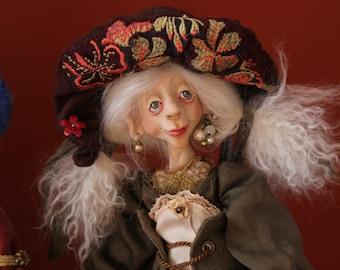 Art Doll Martina