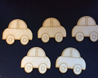 Wooden Kiddy Cars MDF 20mm