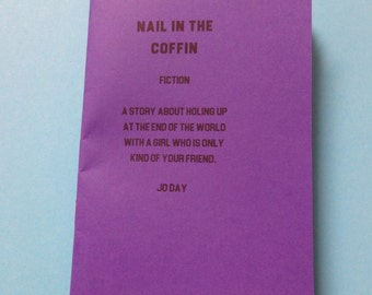 Nail in the Coffin: Fiction Zine