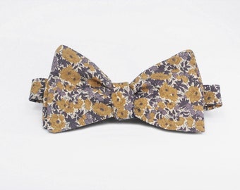 Fall self tie bow tie