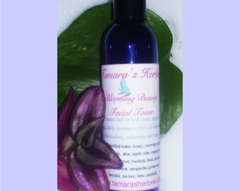 Blooming Beauty Facial Toner