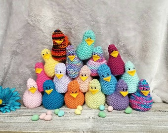 Easter Chicks, Easter, Easter Egg Holder, Egg Holder, Easter Gift, Easter surprise, Easter Basket Stuffer, Stuffer, Favors