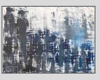 Fine art painting, Home decor, Large Abstract Painting, Original Abstract Painting, Acrylic on Canvas, Modern art painting, Modern Wall art
