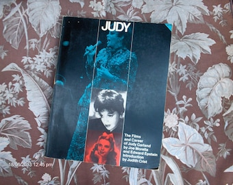 Judy - The Films and Career of Judy Garland by Joe Morella and Edward Epstein - 1970