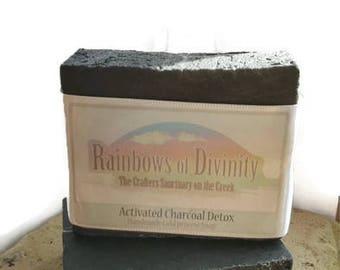 Activated Charcoal Detox