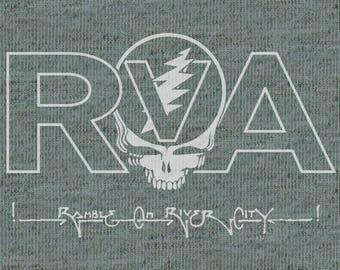 Ramble On RVA Men's Long Sleeve T-Shirt
