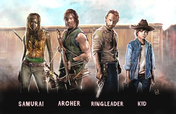 Nicknames (The Walking Dead)